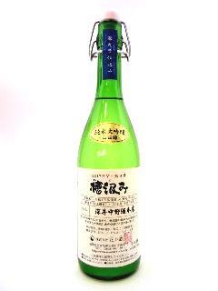 杜の蔵 槽汲み 9号 純米大吟醸生酒 720ml