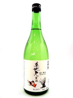 美丈夫 特別純米 夏酒 720ml