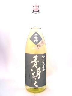 日置桜 純米 青冴え 強力 1800ml