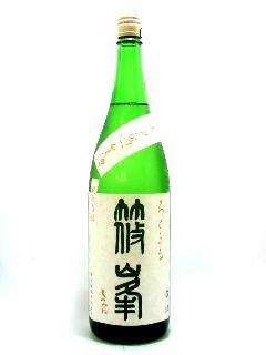 篠峯 ろくまる八反 無濾過生原酒 晩秋旨酒 1800ml