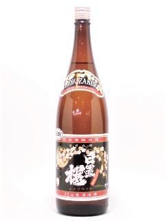 日置桜 夜桜ラベル 1800ml