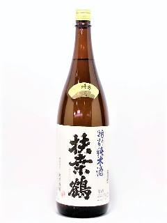 扶桑鶴 特別純米 1800ml
