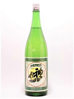 神亀 純米 甘口 1800ml