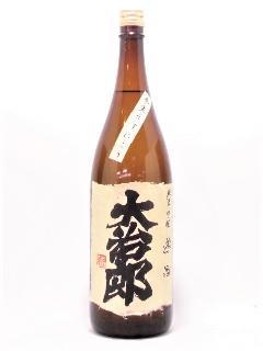 大治郎 純米吟醸うすにごり 1800ml