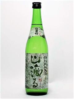 日置桜 特別純米生酒 山滴る 30BY 720ml