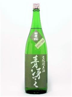 日置桜 青冴え 生もと純米 鳥系105号 1800ml