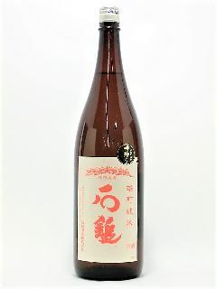 石鎚 雄町純米 槽搾り 1800ml