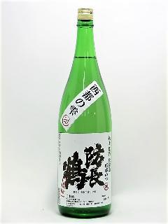 防長鶴 番外編 純米無濾過原酒 西都の雫80 1800ml