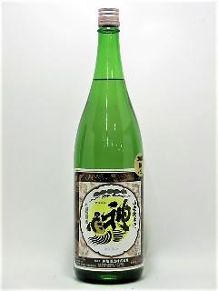 神亀 山廃純米 BLACK 1800ml