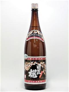 日置桜 夜桜ラベル 29BY 1800ml