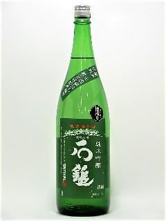 石鎚 純米吟醸 緑ラベル 1800ml