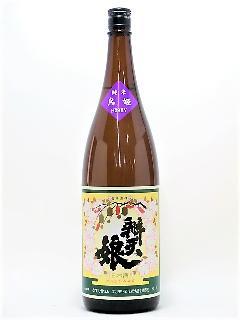 辨天娘 純米 鳥姫 5番娘 29BY 1800ml