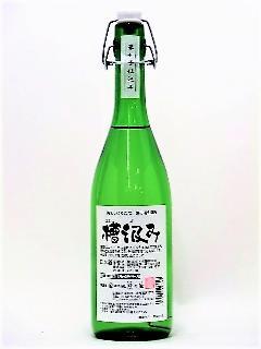 杜の蔵 槽汲み 7号 純米生酒 720ml