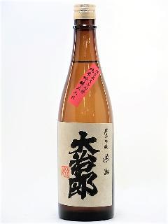 大治郎 純米吟醸 迷酒 720ml