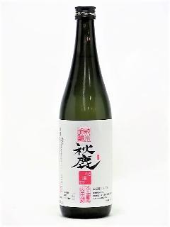 秋鹿 純米吟醸 超辛口 720ml