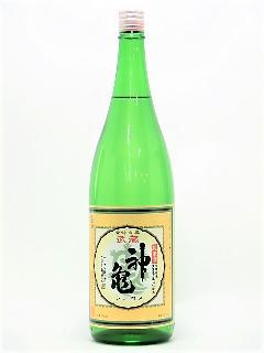 武蔵神亀 亀の尾 純米 1800ml