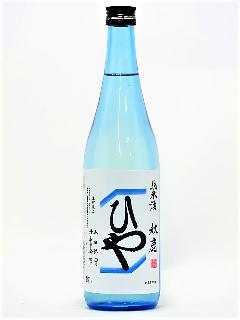 秋鹿 ひや 純米生貯 720ml
