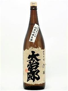 大治郎 純米吟醸生酒 1800ml