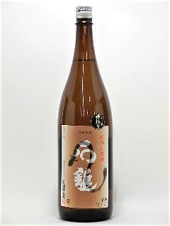 石鎚 純米 土用酒うなぎラベル 1800ml