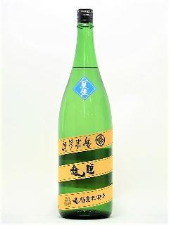 睡龍 純米吟醸 夏生 1800ml