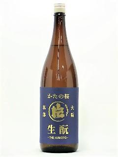 片野桜 生もと純米 1800ml