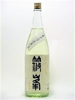 篠峯 ろくまる雄山錦 純米吟醸生原酒 1800ml