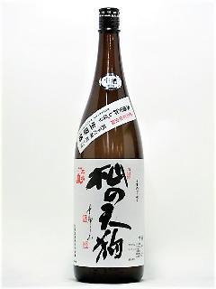 杣の天狗 純米吟醸生原酒 うすにごり 1800ml