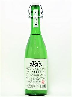 杜の蔵 槽汲み 2号 純米生原酒 720ml