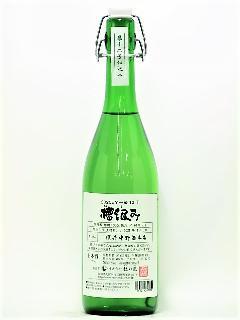 杜の蔵 槽汲み 12号 純米生原酒 720ml
