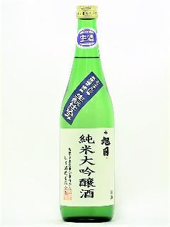 十旭日 生もと純米大吟醸 トライアル10号 720ml