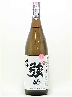 奥播磨 山廃純米生原酒 「強め」 1800ml