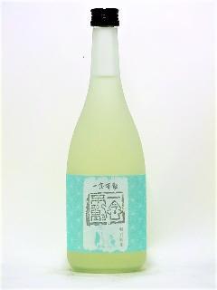 一念不動 特別純米 夏酒 720ml