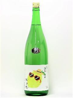 防長鶴 純米生酒 番外編 おがレモン 1800ml
