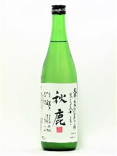 秋鹿 純米多酸生原酒 720ml