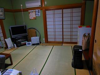 和室畳〜フローリングに張替え工事