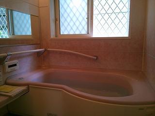 浴室入替え施工後