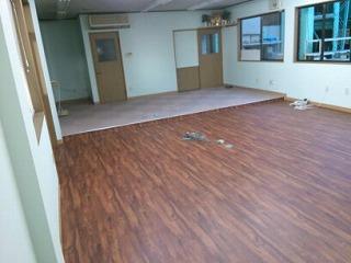 床、クロス張替工事 施工後