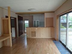 LDK施工例「新築」 奈良県生駒郡