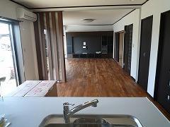 内装施工例「新築」 奈良県桜井市