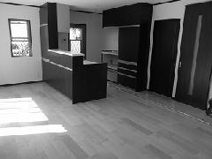 対面キッチンを施工 奈良県橿原市