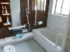 浴室施工例 奈良県生駒郡