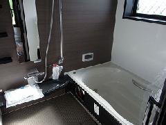 浴室施工例 奈良県橿原市