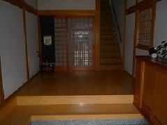 玄関施工例奈良県橿原市