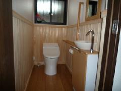 トイレ施工例 奈良県橿原市