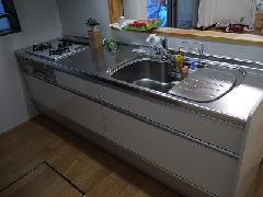 キッチンリフォーム 奈良県橿原市