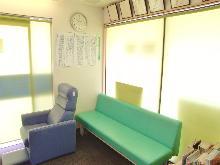 交野市星田の鍼灸院 ゲンツはり灸整骨院 待合室