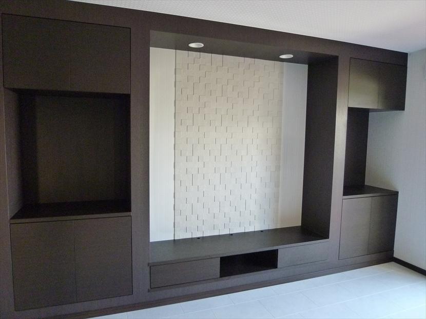 オリジナル家具 テレビボード