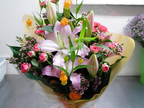 販売した花束(5)