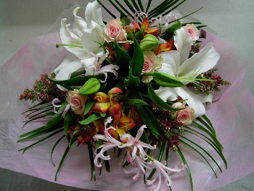 販売した花束(10・11)