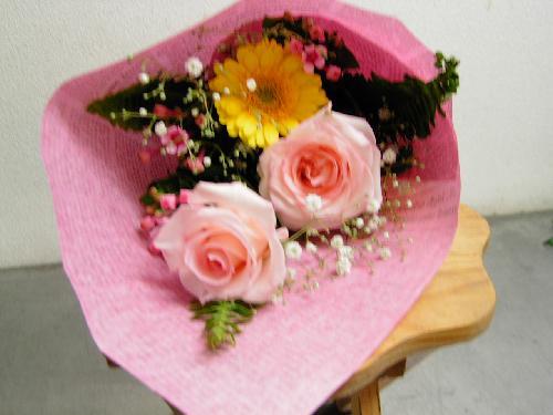 販売した花束(17)